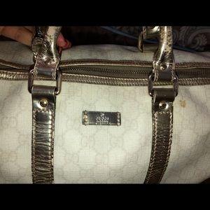 Limited Edition Gucci Boston Bag